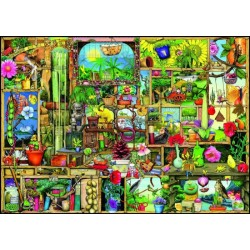 Puzzle The Gardener's Cupboard - 1000 piezas Ravensburger 19498