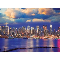 Puzzle Skyline New York - 500 piezas Ravensburger 146390