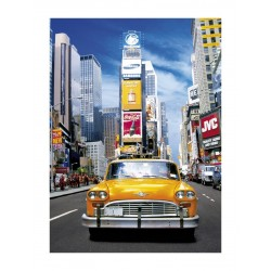 Puzzle Taxi in New York - 500 piezas Clementoni 30338