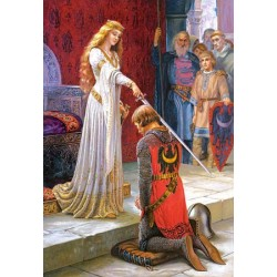 Puzzle The Accolade - 1500 piezas Castorland c-150656