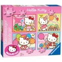 Puzzle Hello Kitty - 12+16+20+24 progresivo Ravensburger 072569