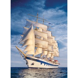 Puzzle The Great Sailingship  - 1500 piezas Clementoni 31998