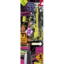 Puzzle New York pop art - 2000 piezas Educa 16017