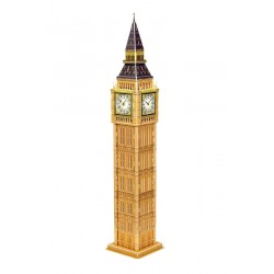 Puzzle The Symbol of london Big Ben 3D - 94 piezas Scholas SP070159