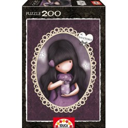 Puzzle We can all shine gorjuss  - 200 piezas Educa 16187