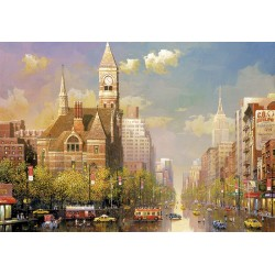 Puzzle New York Afternoon - 6000 piezas Educa 16783
