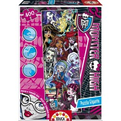Puzzle Monster High - 400 piezas Educa 15633