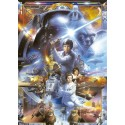 Puzzle Star Wars 20th aniversario - 500 piezas Educa 16167