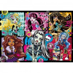 Puzzle Monster High - 250 piezas Clementoni 29682