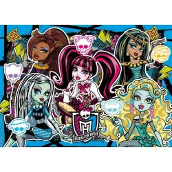 Puzzle Monster High - 250 piezas Clementoni 29648