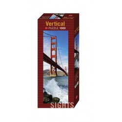 Heye - Golden Gate Bridge. 1000 piezas