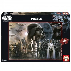 Puzzle Rogue One Star Wars - 500 piezas Educa 17013