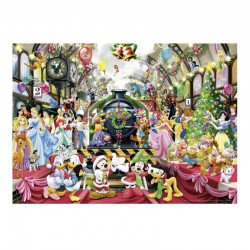 Puzzle Disney: All Abroard for Christmas - 1000 piezas Ravensburger 19553