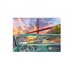 Puzzle Golden Gate - 1000 piezas Ravensburger 19720