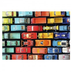 Puzzle Traffic Jam - 1000 piezas Ravensburger 19723