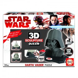 Puzzle 3D Sculpture Puzzle Darth Vader -  Educa 17334
