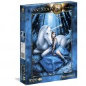 Puzzle Blue Moon - Anne Stokes Collection - 1000 piezas Clementoni 39462