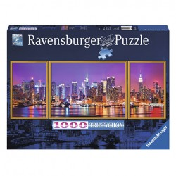 Puzzle New York de 1000 piezas Ravensburger 19792