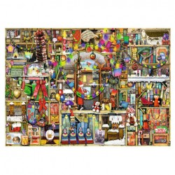 Puzzle  The Christmas Cupboard  - 1000 piezas  Ravensburger 19468 1