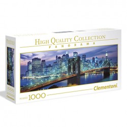 Puzzle New York Brooklyn Bridge - 1000 piezas Clementoni 39434