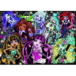 Puzzle Monster High - 200 piezas Clementoni 29685