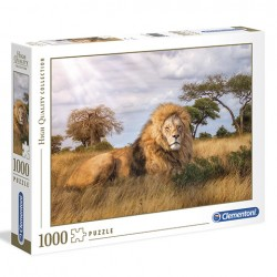Puzzle The King - 1000 piezas Clementoni 39479