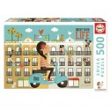 Puzzle Drive your life - 500 piezas Educa 17987