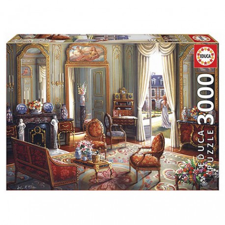 Puzzle A Moment Alone - 3000 piezas Educa 18012