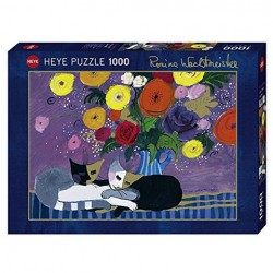 Puzzle Sleep Well!- 1000 piezas - Heye 29818