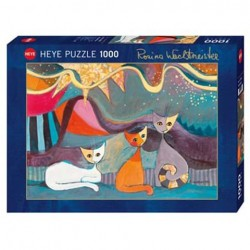 Puzzle Yellow Ribbon - 1000 piezas - Heye 29853