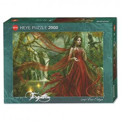 Puzzle New Red - 2000 piezas - Heye 29832