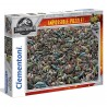 Puzzle Impossible Jurassic World - 1000 piezas Clementoni 39470