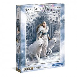 Puzzle Stokes TBD- Anne Stokes Collection - 1000 piezas Clementoni 39477