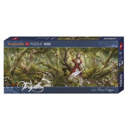 Puzzle Forest Song  - 1000 piezas Panorama Heye 29869