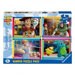 Puzzle Toy story 4 - Ravensburger 06836
