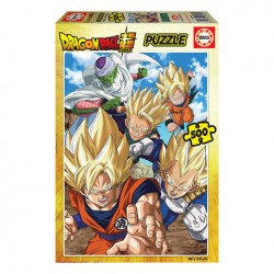 Puzzle Dragon Ball - 500 piezas Educa 18216