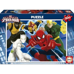 Puzzle Ultimate Spider-man -  200 piezas Educa 15641