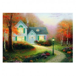 Puzzle The Blessings of Autumn - 1000 piezas Schmidt 57498