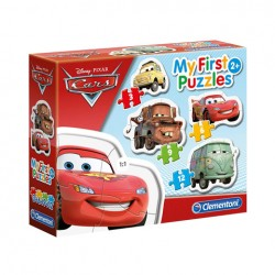 Puzzle My First Puzzles Cars - 30 piezas Clementoni 20804