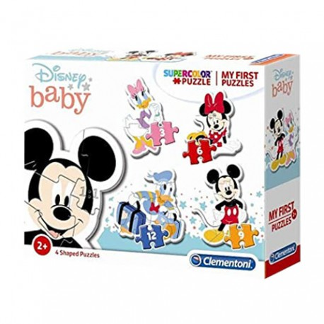 Puzzle My First Puzzles Mickey - 30 piezas Clementoni 20819