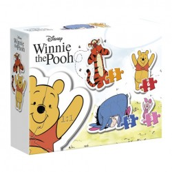 Puzzle My First Puzzles Disney Winnie The Pooh - 30 piezas Clementoni 20820