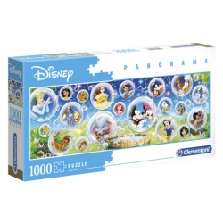 Puzzle Disney Multiproperty - 1000 piezas Clementoni 39515