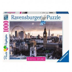 Puzzle London - 1000 piezas Ravensburger 14085
