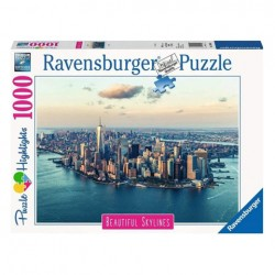 Puzzle New York - 1000 piezas Ravensburger 14086