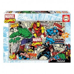 Puzzle Educa Marvel Comics - 1000 piezas Educa 18498