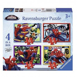 Puzzle AT Ultimate Spider-Man Ravensburger 07363