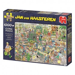 Puzzle Jan van Haasteren - The Flower Parade - 1000 piezas Jumbo 19071