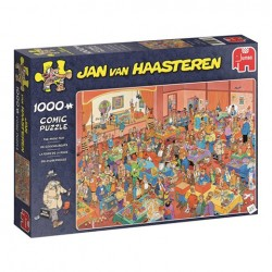 Puzzle Jan van Haasteren - The Magic Fair - 1000 piezas Jumbo 19072