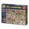 Puzzle Jan van Haasteren - The Toy Shop - 1000 piezas Jumbo 19073
