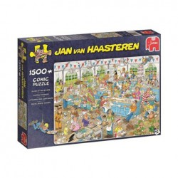 Puzzle Clash of the Bakers de Jan van Haasteren - 1500 piezas Jumbo 19077